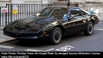 Serie de TV: El auto fantástico (Knight Rider)