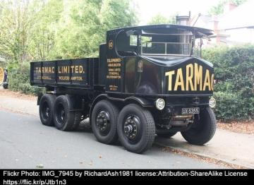 TARMAC SENTINEL DG8 STEAM WAGON