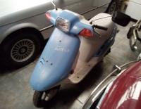 Honda Scooter Elite LX