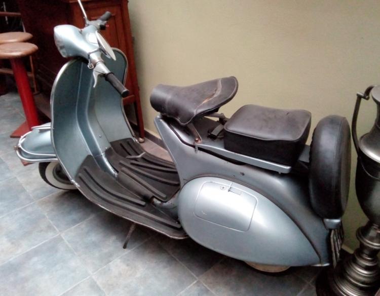 Vespa 1958