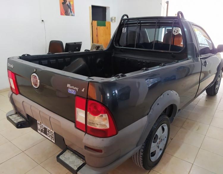 Fiat STRADA WORKING 4